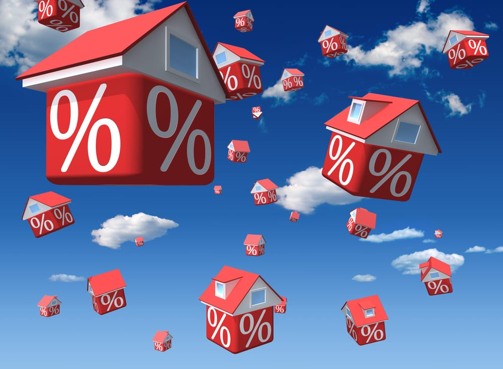 Choice of 95 per cent mortgage deals rises almost six-fold in one month